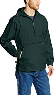 Charles River Apparel Unisex-Adult's Plus Pack-N-Go Wind & Water-Resistant Pullover (Reg/Ext Sizes)