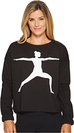 Lucy - Show Up Graphic Pullover