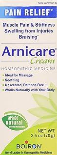 Boiron Arnicare Arnica Cream Homeopathic Medicine, 6 Count