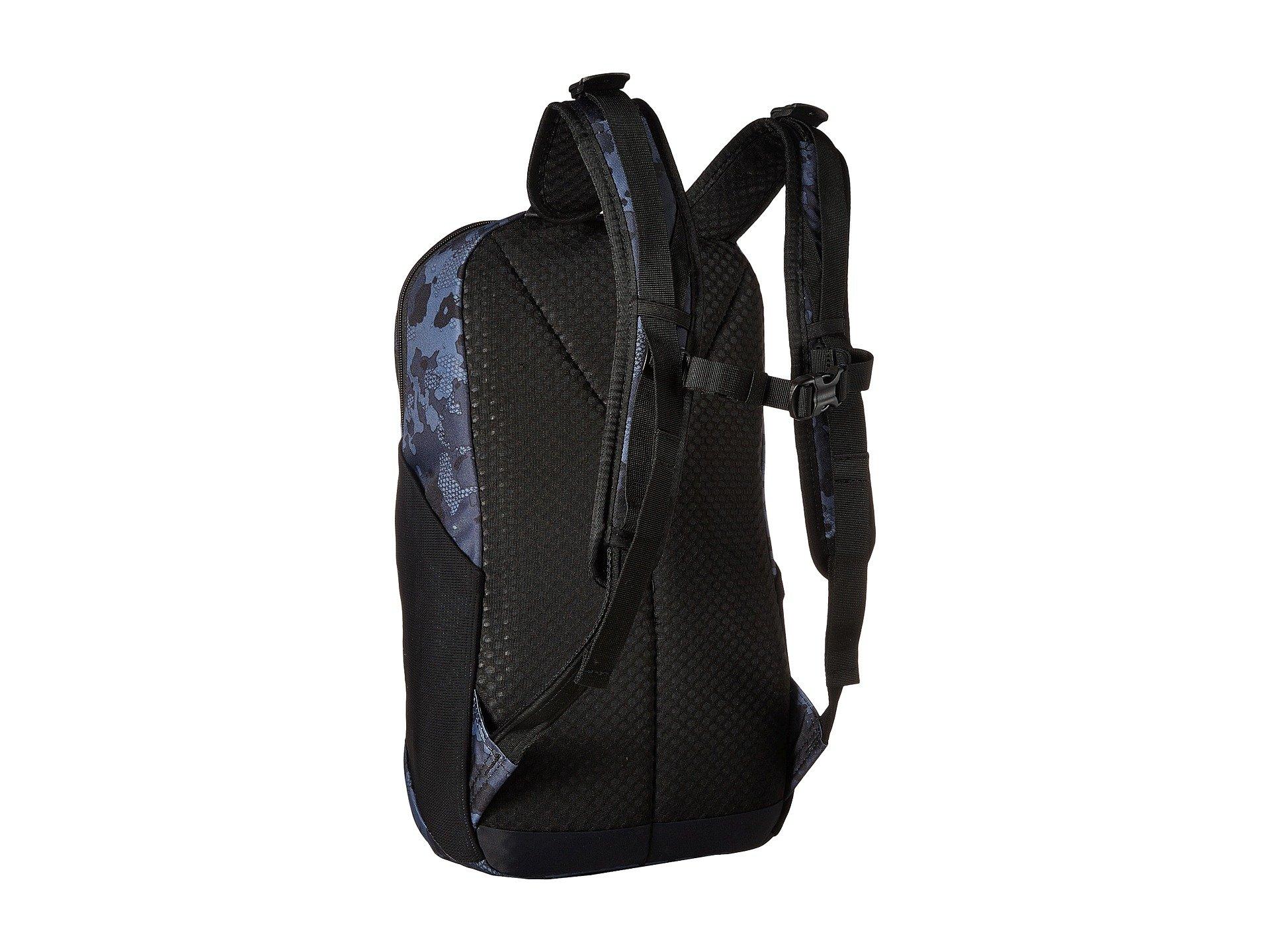 20l Vibe Camo Pacsafe theft 20 Backpack Grey Anti qAwwId68