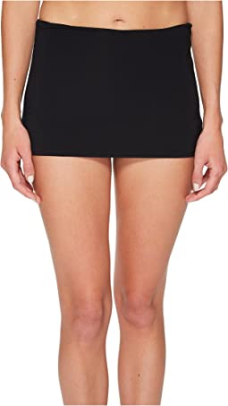 Seafolly High-Waisted Skirted Pants