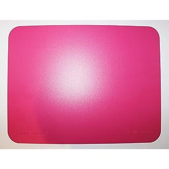 Amazon Com Tupperware Cutting Board Flexible 15 X 11 5 Large Mat In Fuchsia Kiss Pink Kitchen Dining