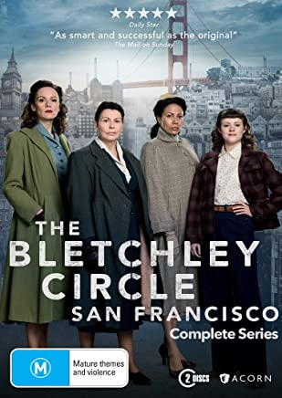 Bletchley Circle The - San Francisco, Complete Series (DVD)