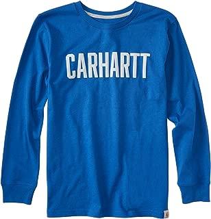 Carhartt Boys' Long Sleeve Tee Shirt