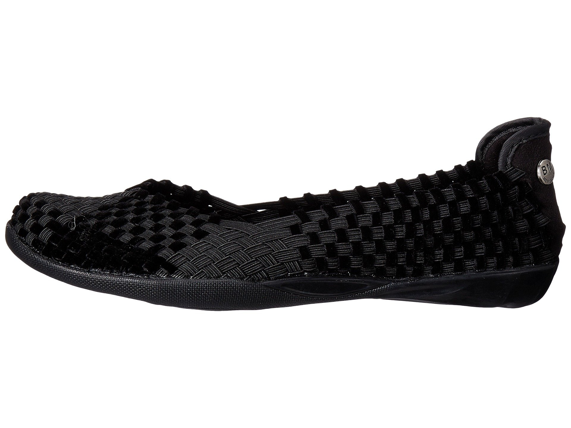 Bernie Mev Shoes Catwalk Women S Size  Black Silver