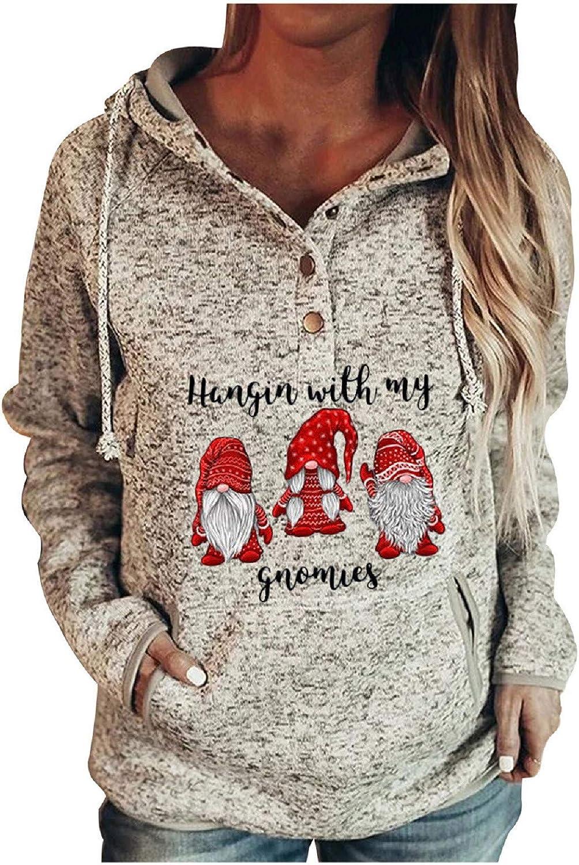 Sweatshirts for Women Drawstring quality assurance Sleeve New item Long Hoodies Sweatshirt