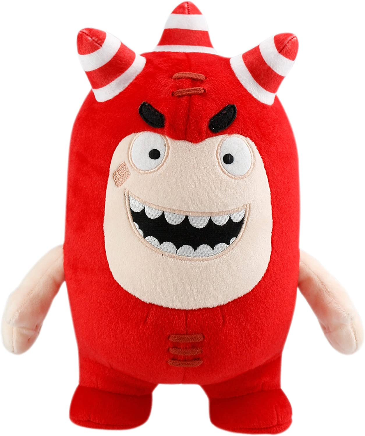 Oddbods 25cm Fuse Super Sounds Soft Plush Toy