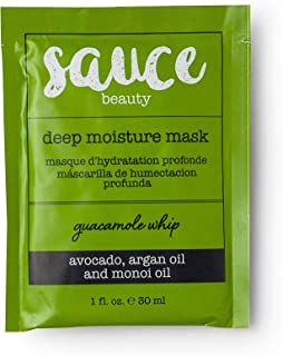 Sauce Beauty Hair Mask Packette with Avocado Oil