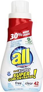 all small and mighty detergent