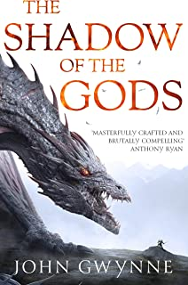 The Shadow of the Gods (The Bloodsworn Saga) (English Edition)