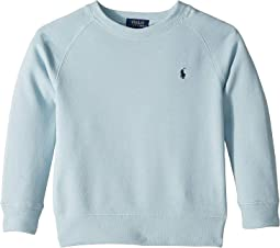 Spa Terry Sweatshirt (Little Kids/Big Kids)