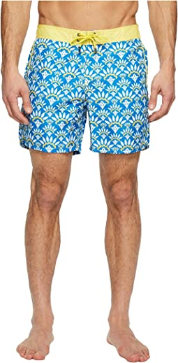 Mr. Swim - Aloha Swim Trunks