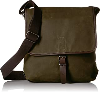 Men's Buckner Leather Trim City Bag