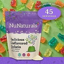 Best bulk organic gelatin Reviews