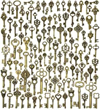 Vintage Antique Keys Embossing Folder Crafts Too Folders 5x7 All Occasion