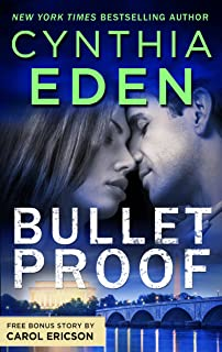 Bulletproof & Locked, Loaded and SEALed: A Romantic Suspense Novel (Shadow Agents Book 1445)