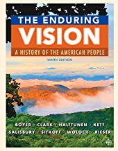 The Enduring Vision: A History of the American People, Loose-Leaf Version