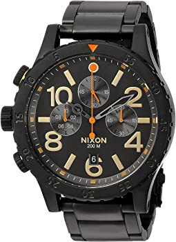 Nixon - The 48-20 Chrono X Sport Lux Collection