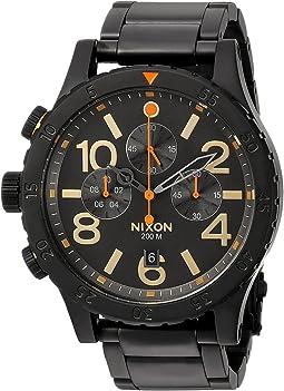 Nixon - The 48-20 Chrono X Sport Lux Collection