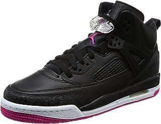 Jordan Spizike GG Big Kid's Shoes Black/Deadly Pink/Anthracite 535712-029 (7 M US)