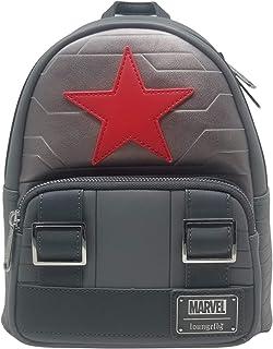 Marvel Winter Soldier Mini Backpack Standard