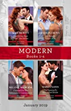 Modern Box Set 1-4/The Secret Kept from the Italian/My Bought Virgin Wife/Claimed for the Billionaire's Convenience/The Sp...