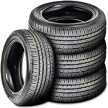 Set of 4 (FOUR) Cosmo MuchoMacho Ultra-High Performance All Season Tires - 245/35ZR19 93Y XL