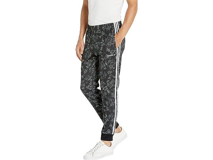 Mimar auxiliar reposo  adidas Originals Goofy SST Track Pants | Zappos.com