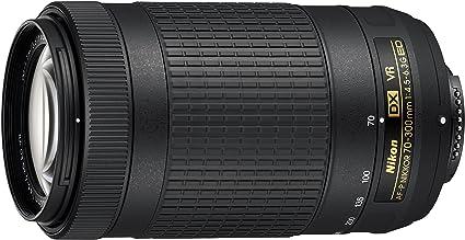 Nikon Nikkor Af P 6 3 G Ed Vr Dx Lens 70 300 Mm F Camera Photo