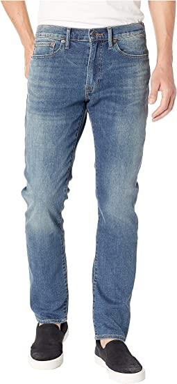 121 Heritage Slim Jeans in Big Puddle