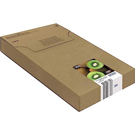 Epson Original 202 Tinte Kiwi Xp 6000 Xp 6005 Xp 6100 Xp 6105 Amazon Dash Replenishment Fähig Multipack 5 Farbig Bürobedarf Schreibwaren