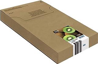 Epson Oryginalny 202 atrament Kiwi, XP-6000 XP-6005 XP-6100 XP-6105, kompatybilny z Amazon Dash (Multipack, 5-kolorowy)