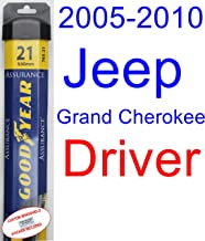 Best 1996 jeep grand cherokee wiper blade size Reviews