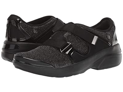 Bzees Offbeat (Black Sterling Mesh) Women