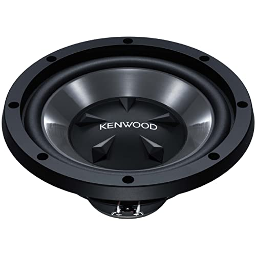 Kenwood KFC-W 112 S 300mm Subwoofer (800 Watt) schwarz