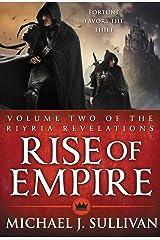 Rise of Empire (Riyria Revelations box set Book 2) Kindle Edition