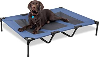 Internet's Best Dog Cot - Elevated Pet Bed - Mesh - Variety of Sizes & Colors