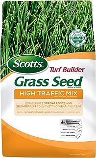 Best scotts high traffic grass seed Reviews