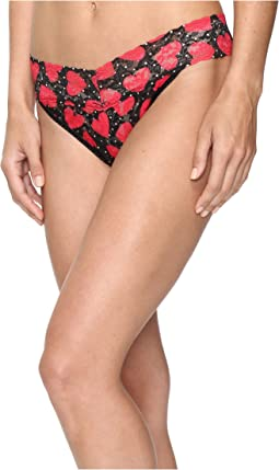 Queen of Hearts Original Rise Thong