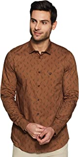 Allen Solly Men's Slim fit Casual Shirt