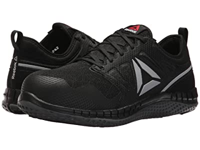 Reebok Work Zprint Work (Black/Dark Grey) Men