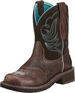 cowgirl work boots