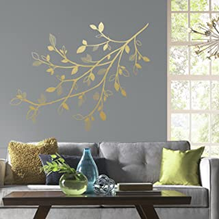 wall decals gold