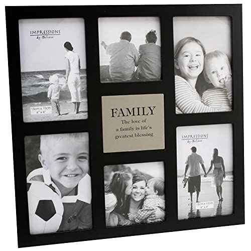 Family Multi Photo Frame Amazoncouk