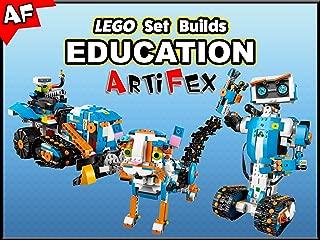 Clip: Lego Set Builds Education - Artifex