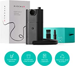 Portable Smoke Infuser - Professional Drink and Cocktail Smoker with Modern Design - Premium,...