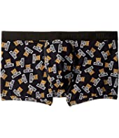 Moschino - All Over Underbear Trunks
