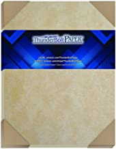 """50 Old Age Parchment 65lb Cover Paper Sheets 8 X 10 Inches Cardstock Weight Colored Sheets 8"""" X 10"""" (8X10 Inches) Photo Pi..."""