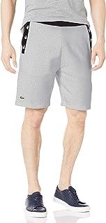 Men's Colorblock Fleece Shorts Logo Tape