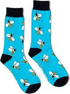 Calcetines divertidos de Abejas - Estampados Unisex